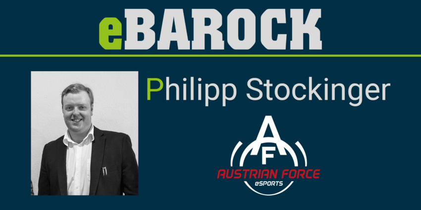 Phillipp Stockinger, Austrian Force eSports