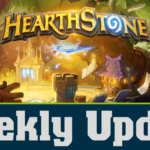Weekly Update Hearthstone (KW 17 – 19)