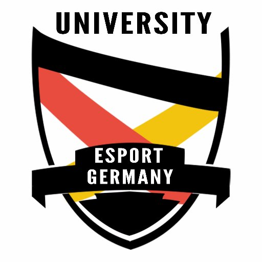 Logo University eSports Germany